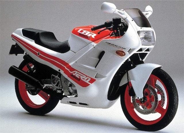 CBR400R NC23