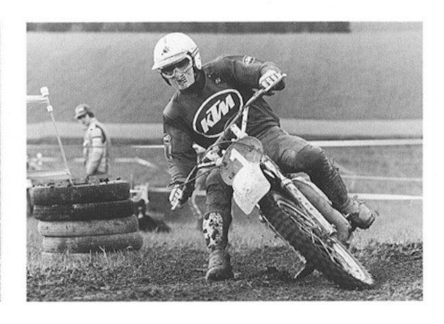 KTM-古い写真