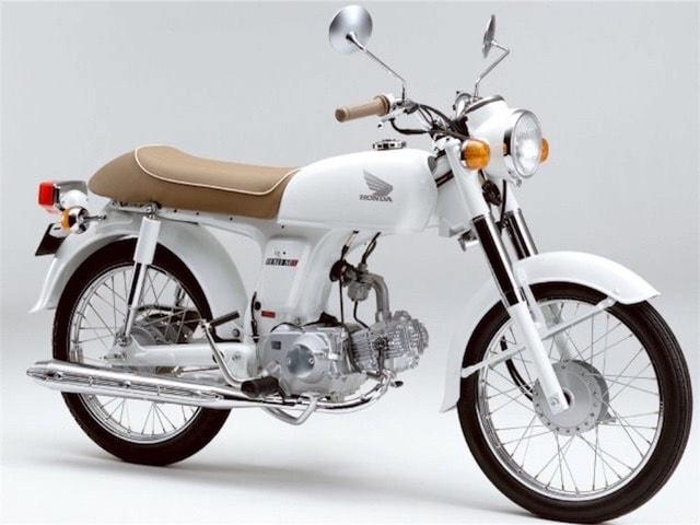 HONDA ベンリィ50S