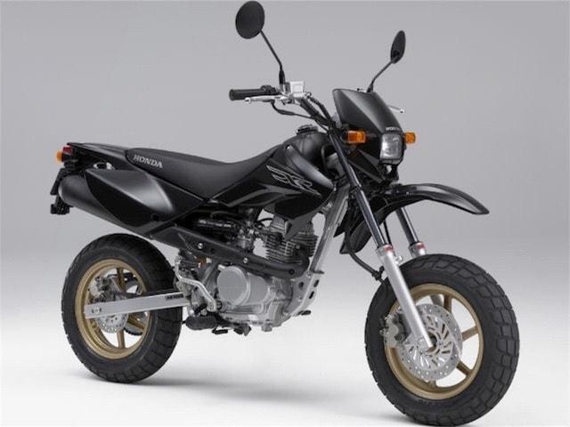 HONDA XR50モタード
