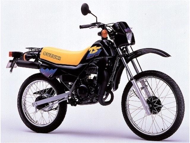 SUZUKI TS50 ハスラー